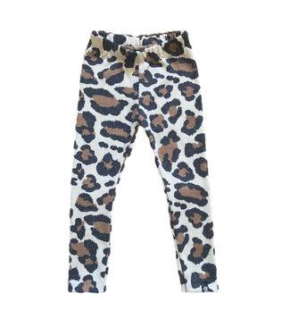 By Kels Legging | Big Leopard
