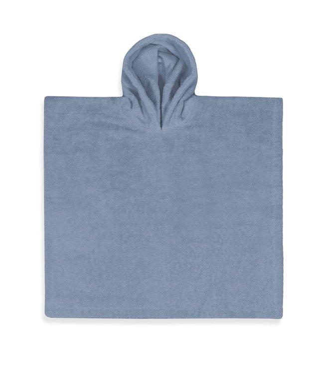 Badponcho | Grey/Blue