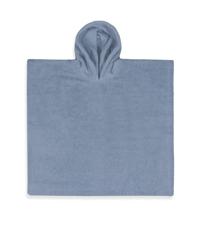 Funnies Badponcho | Grey/Blue
