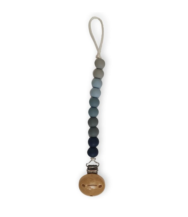 Chewies&more Chewie Clip | Ombre Blue
