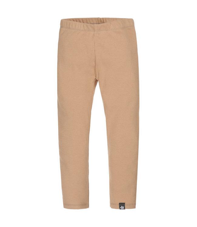 Legging | Rib Camel Uni