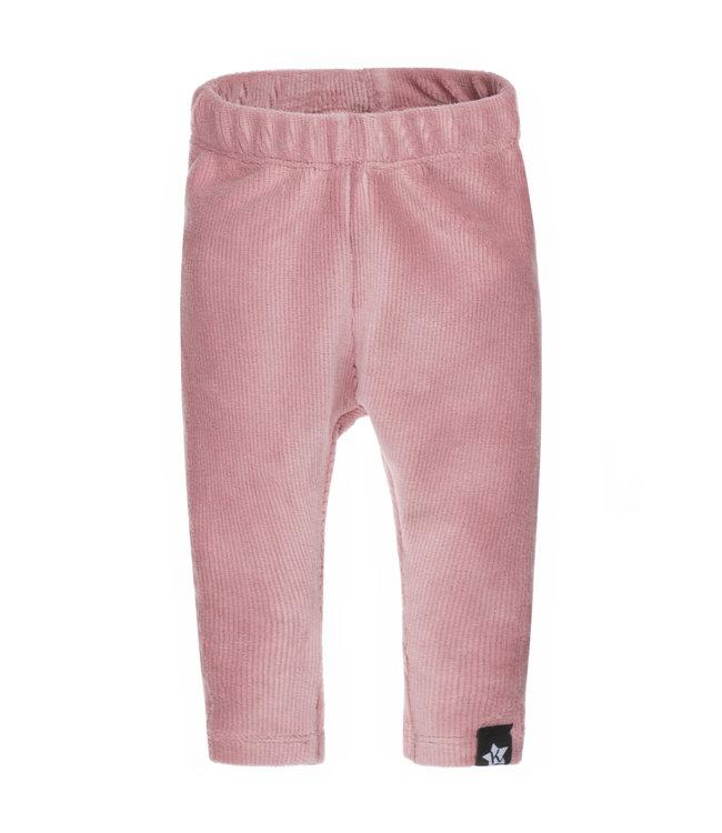 Broekje | Rib Old Pink