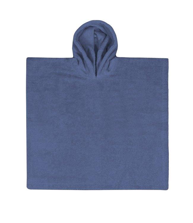 Badponcho | Silk Blue