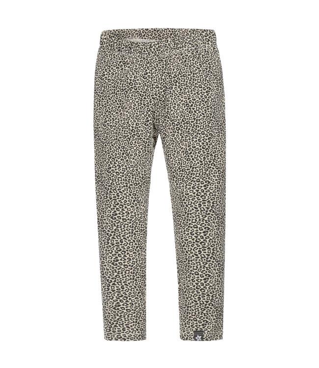 Legging | Leopard Zand