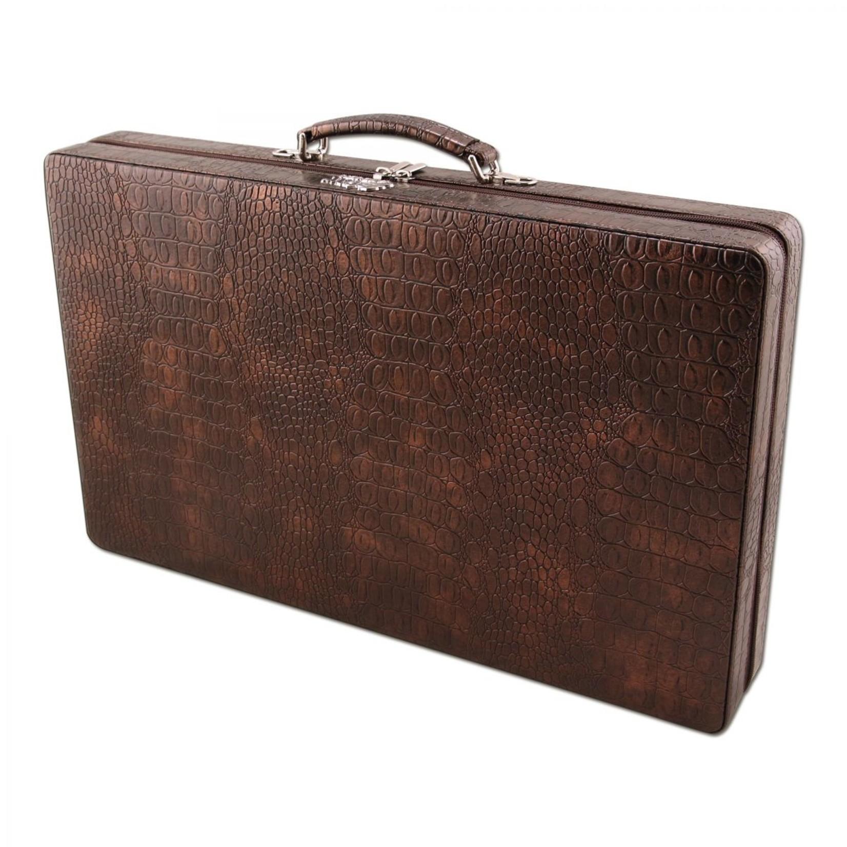 Backgammon koffer - Rits