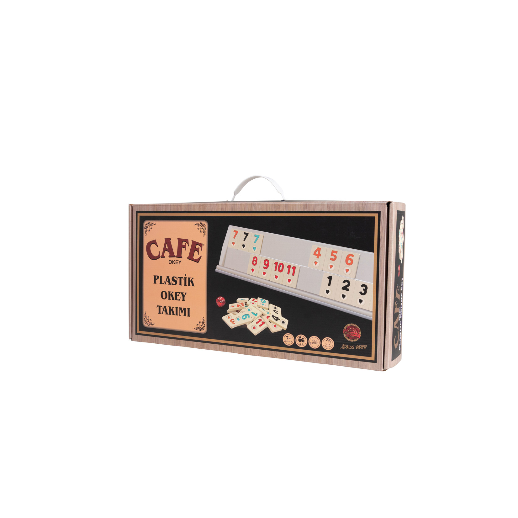 Cafe - Kunststof