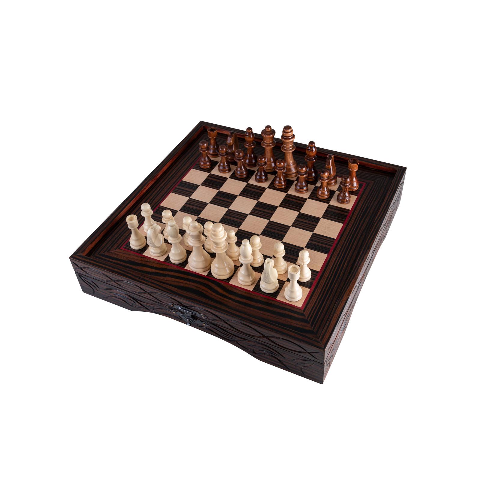 Deluxe schaken