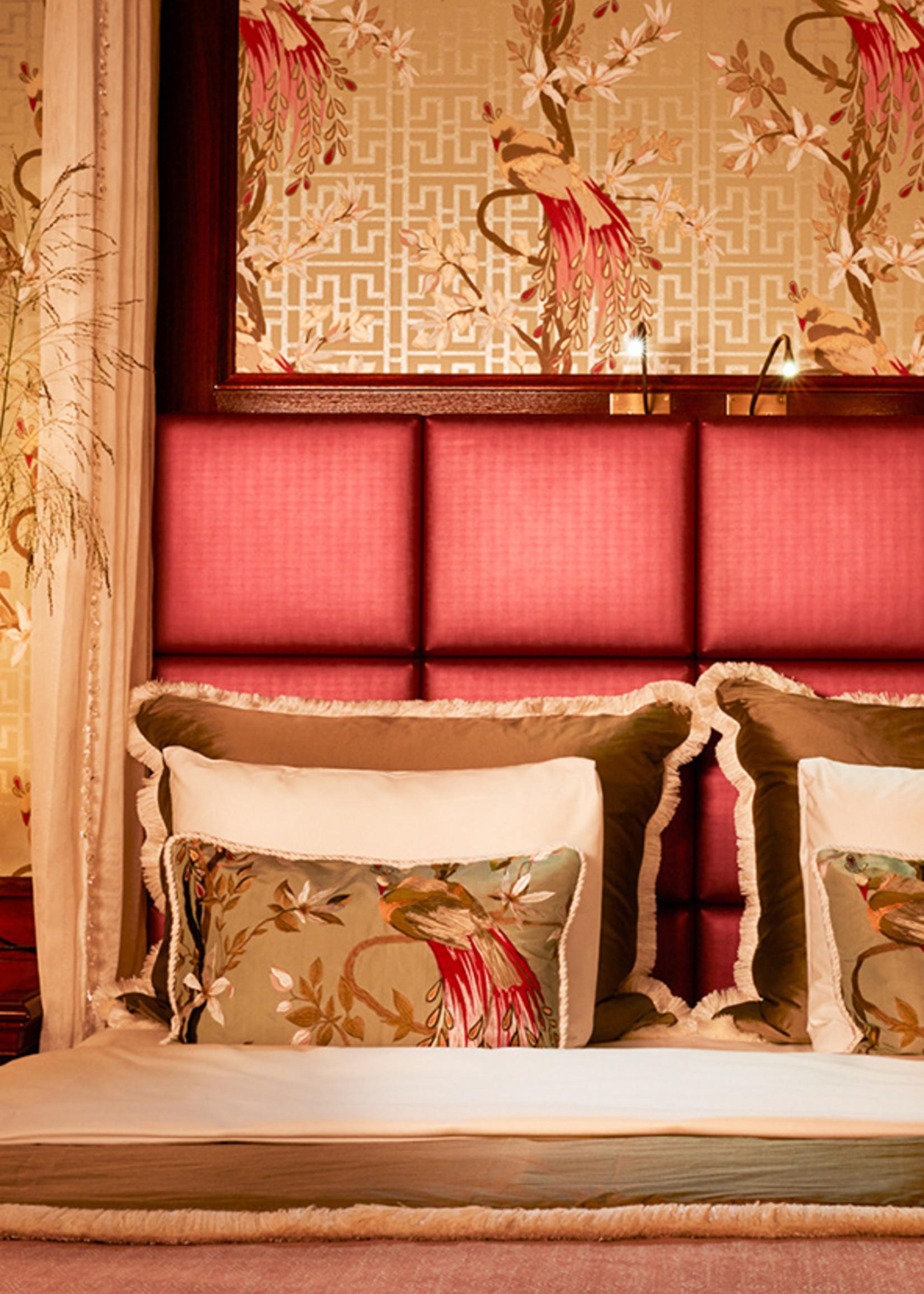 Esther's Sierkussens uit de Roze Suite