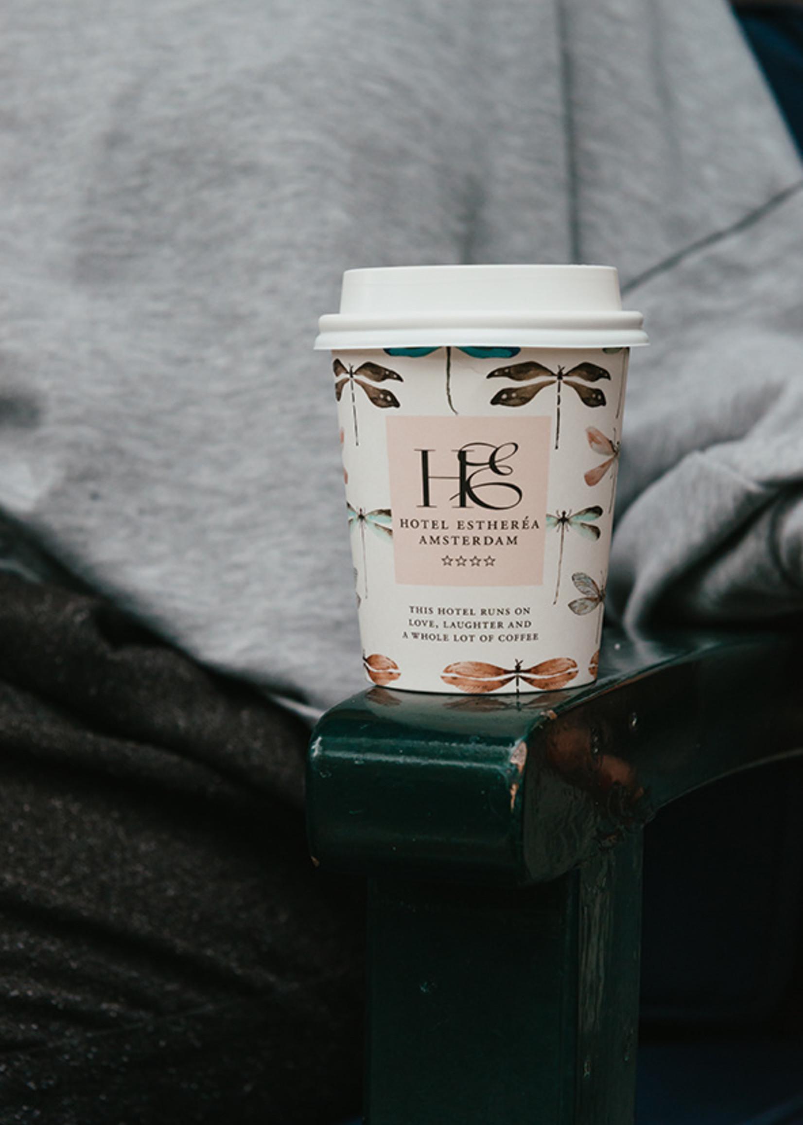 Canal Coffee & Co Biologisch en fairtrade Canal Espresso Koffie