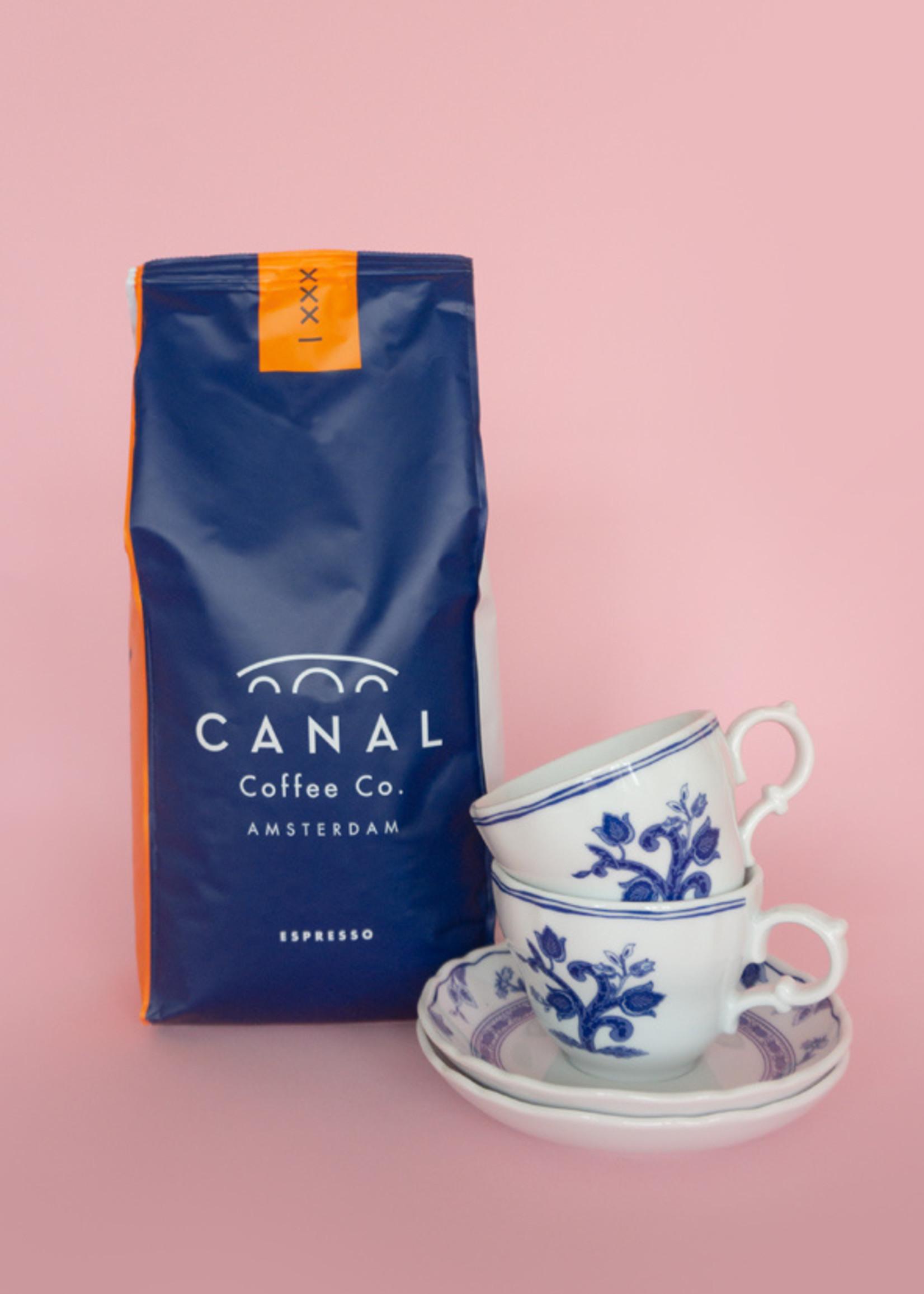Canal Coffee & Co Estheréa morning experience
