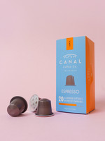 Canal Coffee & Co Canal Espresso Coffee capsules