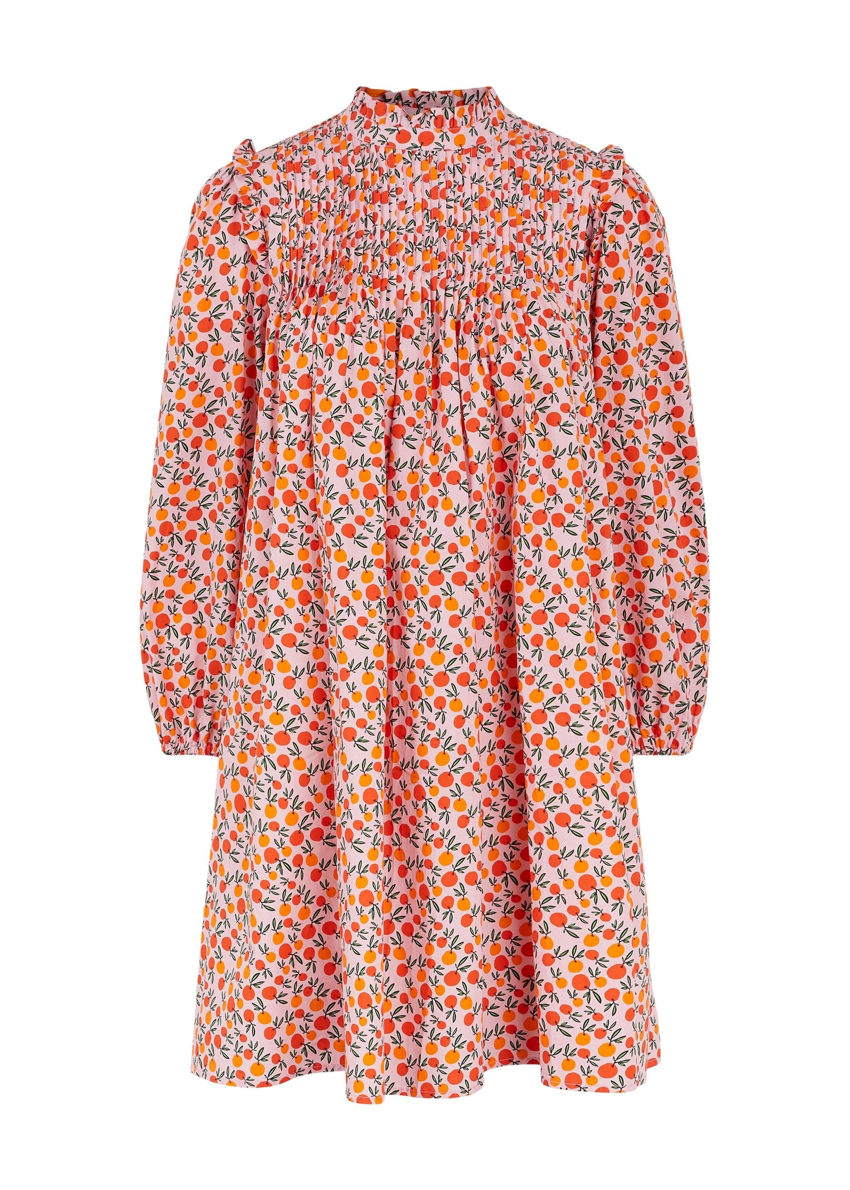Y.A.S YASMANDARINE SHIRT DRESS