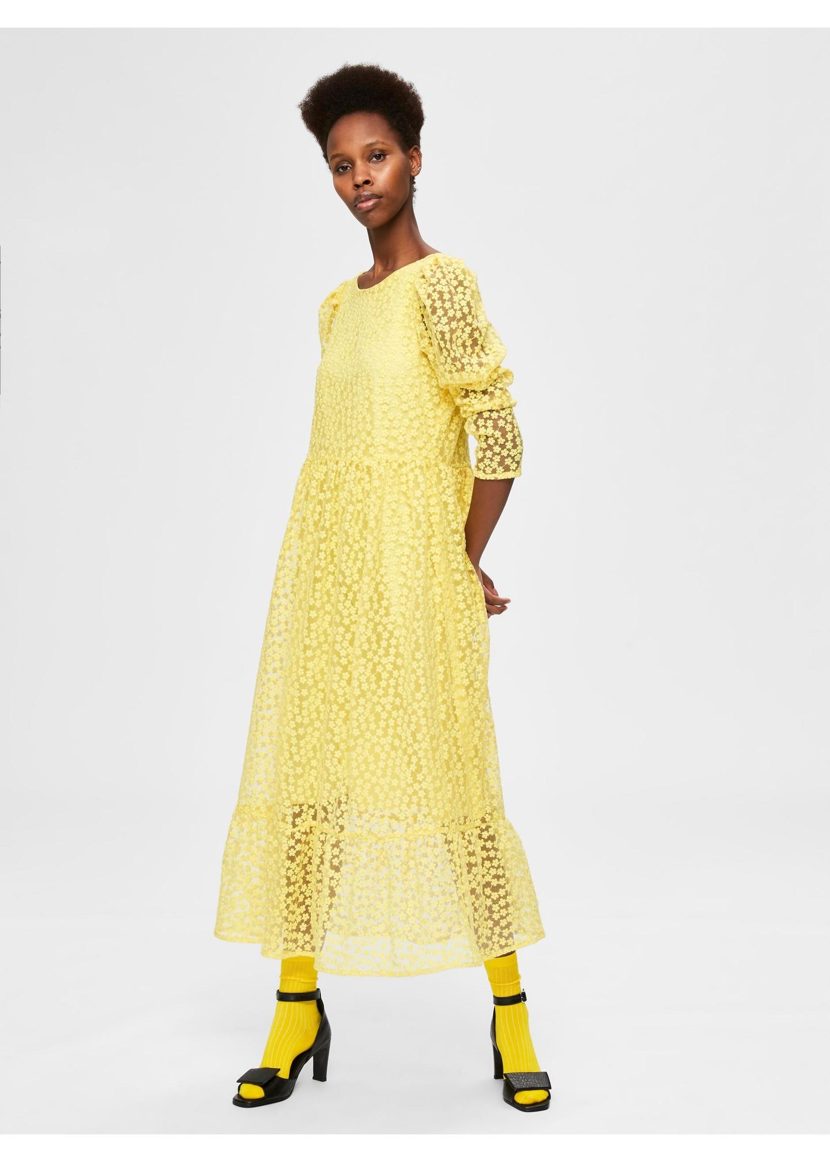 Selected Femme MYA ANKLE DRESS