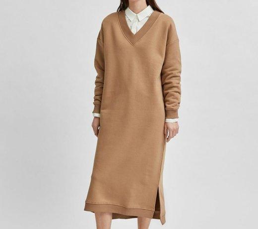 Sweat-, & T-shirt dresses