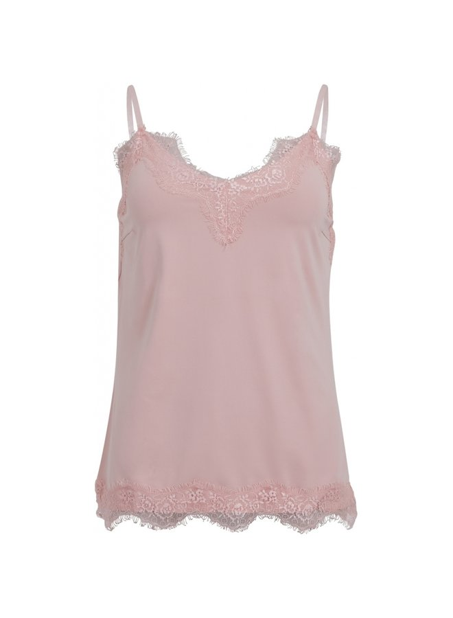 HEART LACE TOP