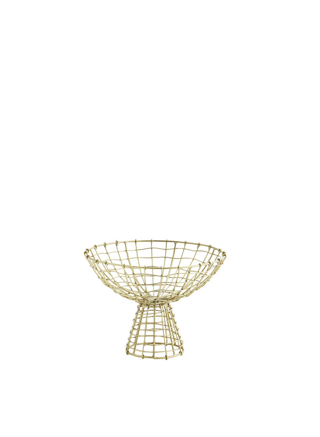 IRON BASKET WITH STAND