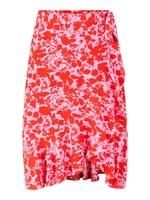YAS Sanna Midi Wrap Skirt