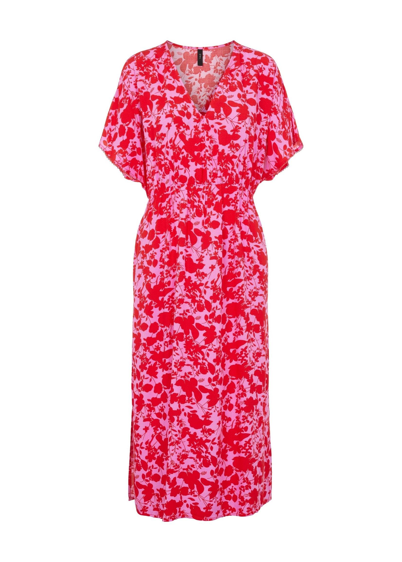 YAS Sanna Midi Dress