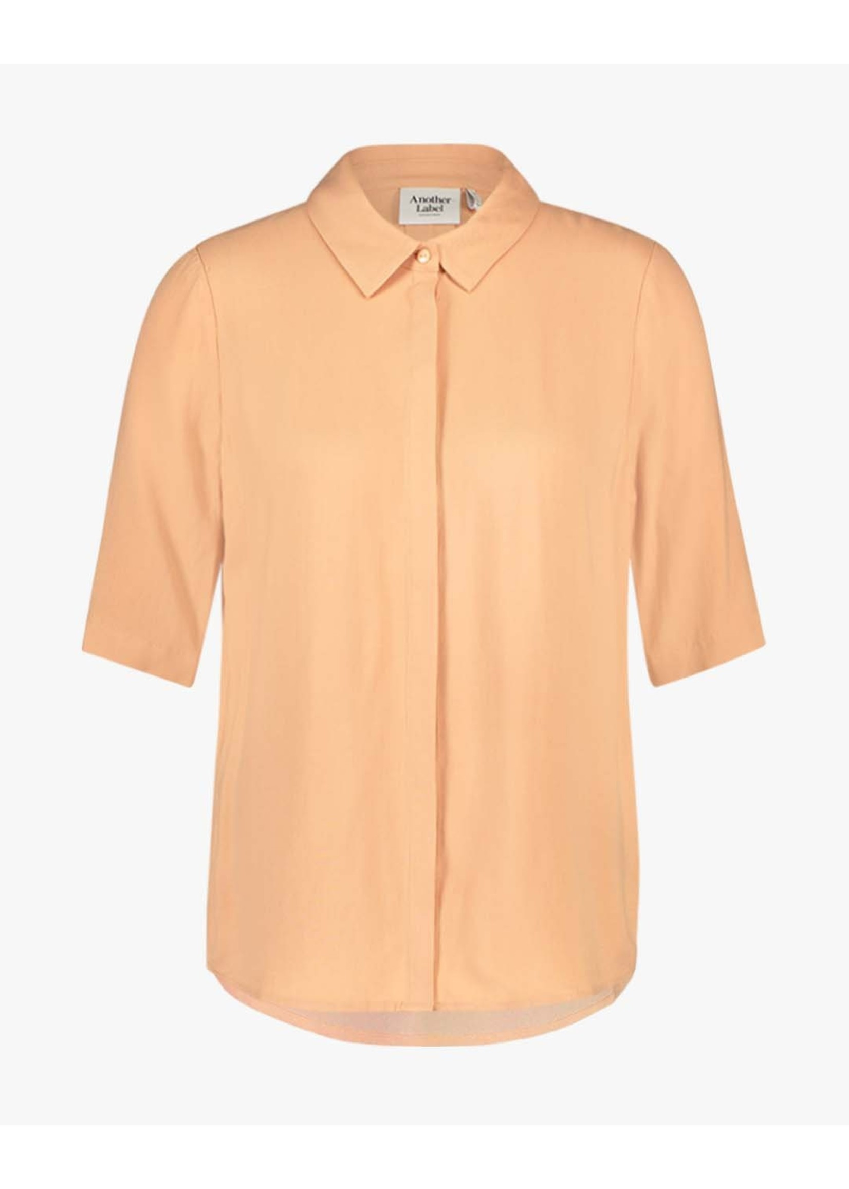 Another Label BACHE SHIRT Dusted Peach