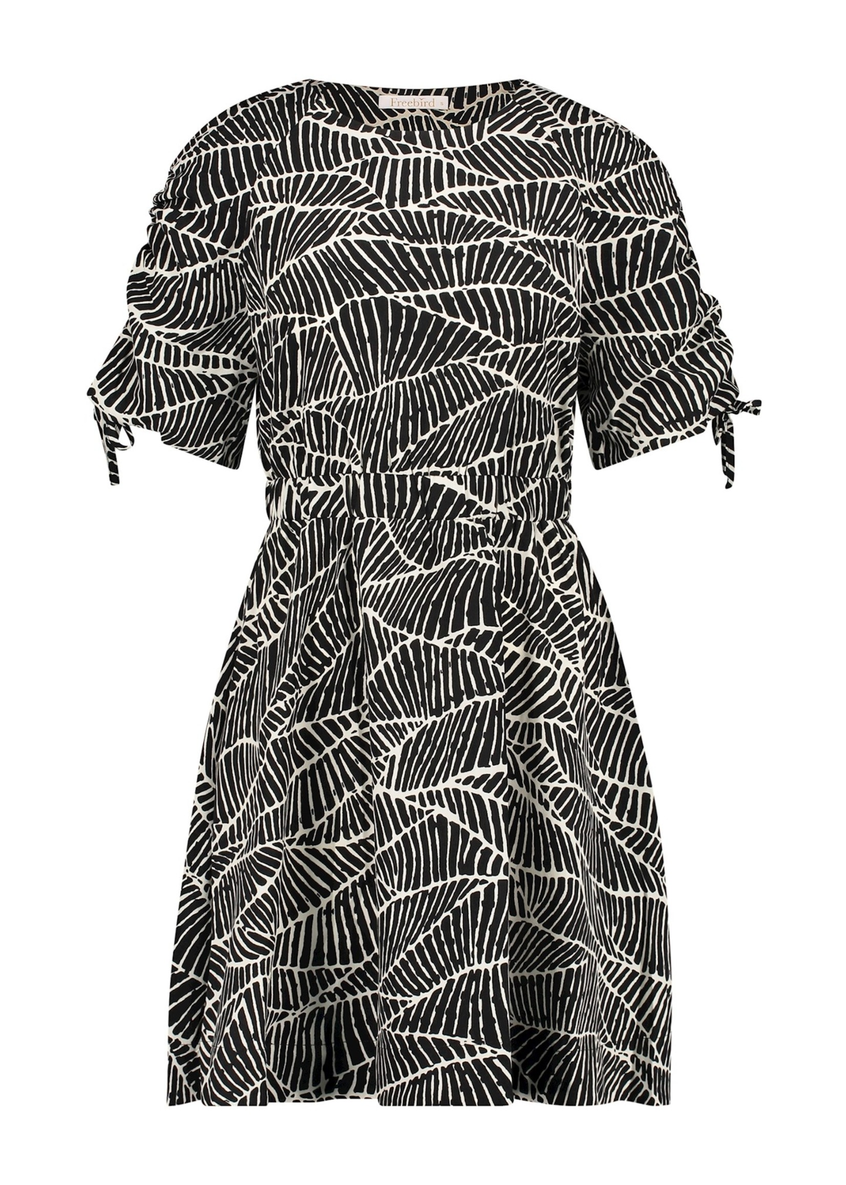 Free Bird JAYLA BLACK DRESS