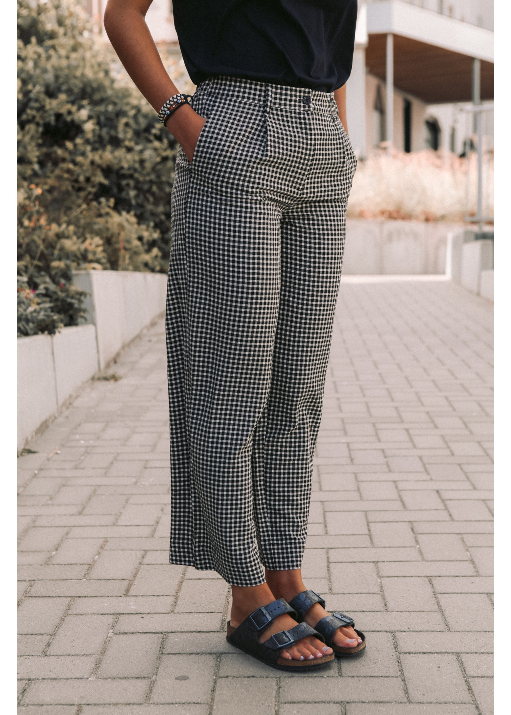 Selected Femme CHARLIE CROPPED PANT