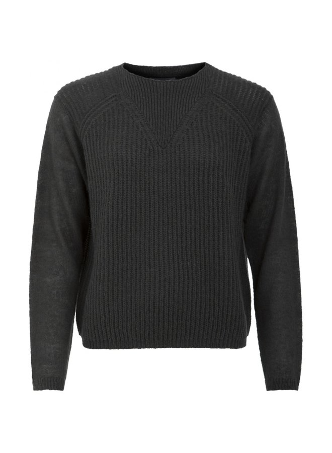 THIN AND THICK KNIT