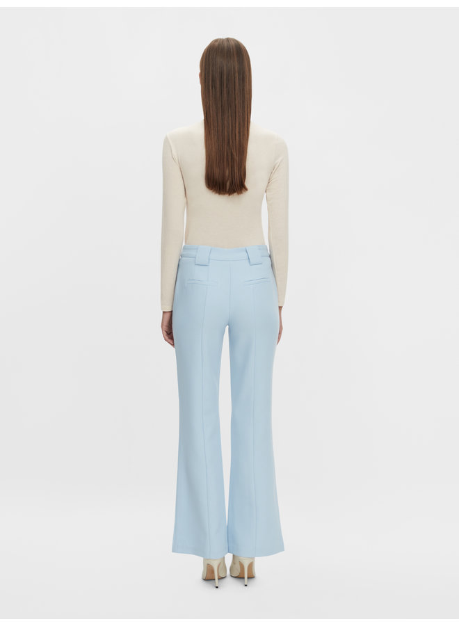 NUTEO FLARE PANT BLUE