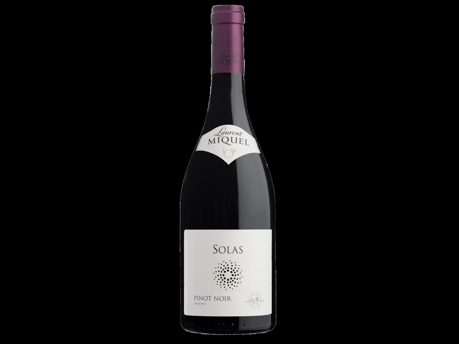 Laurent Miquel Laurent Miquel / Solas Réserve / Pinot Noir