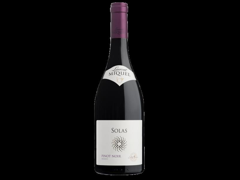 Laurent Miquel / Solas Réserve / Pinot Noir