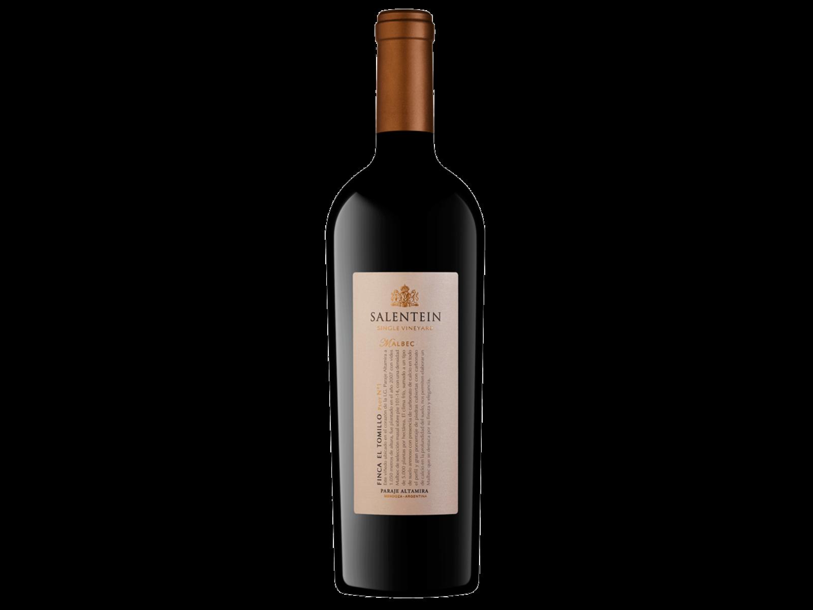 Bodegas Salentein Salentein Single Vineyard Altamira-El Tomillo Malbec