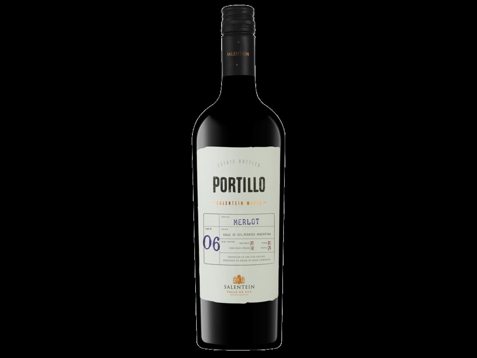 Bodegas Salentein Portillo Merlot