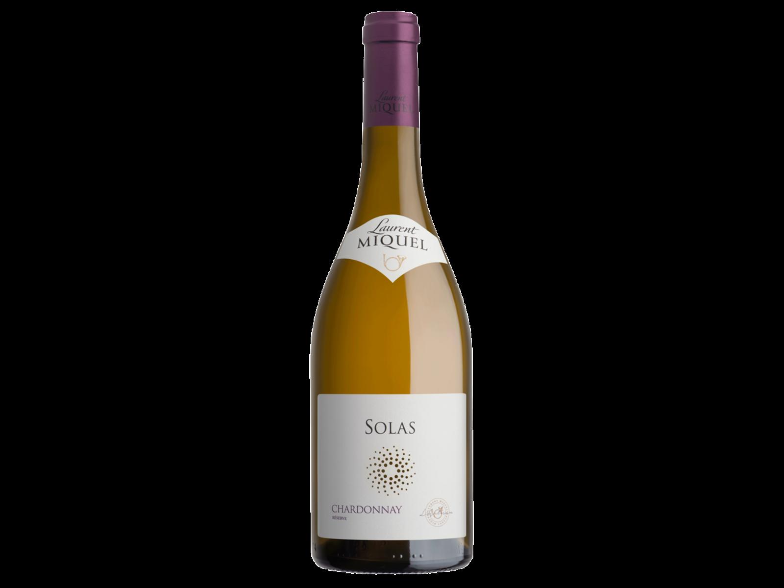 Laurent Miquel Laurent Miquel / Solas Réserve / Chardonnay