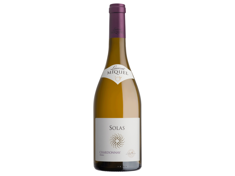 Laurent Miquel / Solas Réserve / Chardonnay