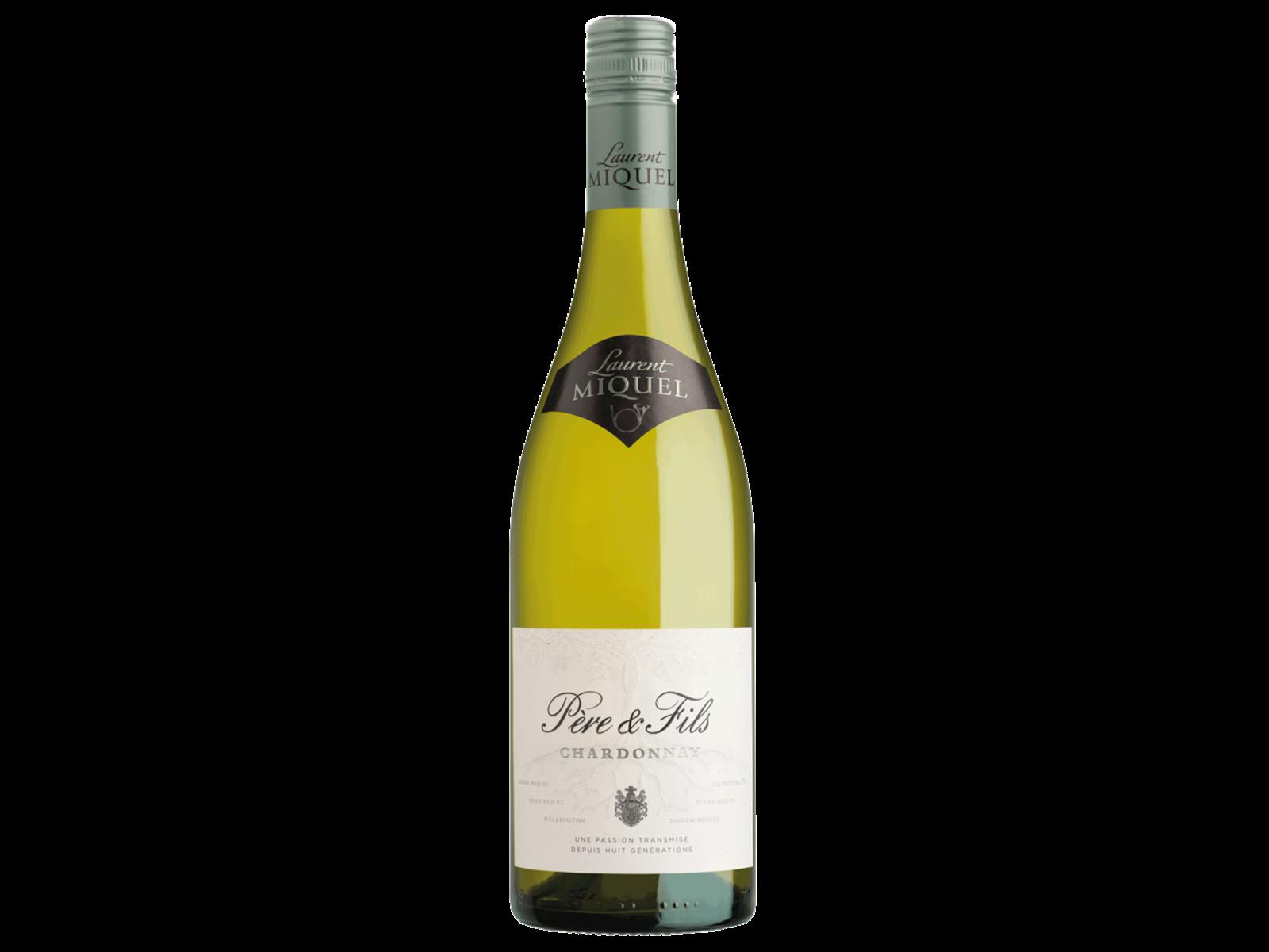 Laurent Miquel Laurent Miquel / Pere et Fils / Chardonnay