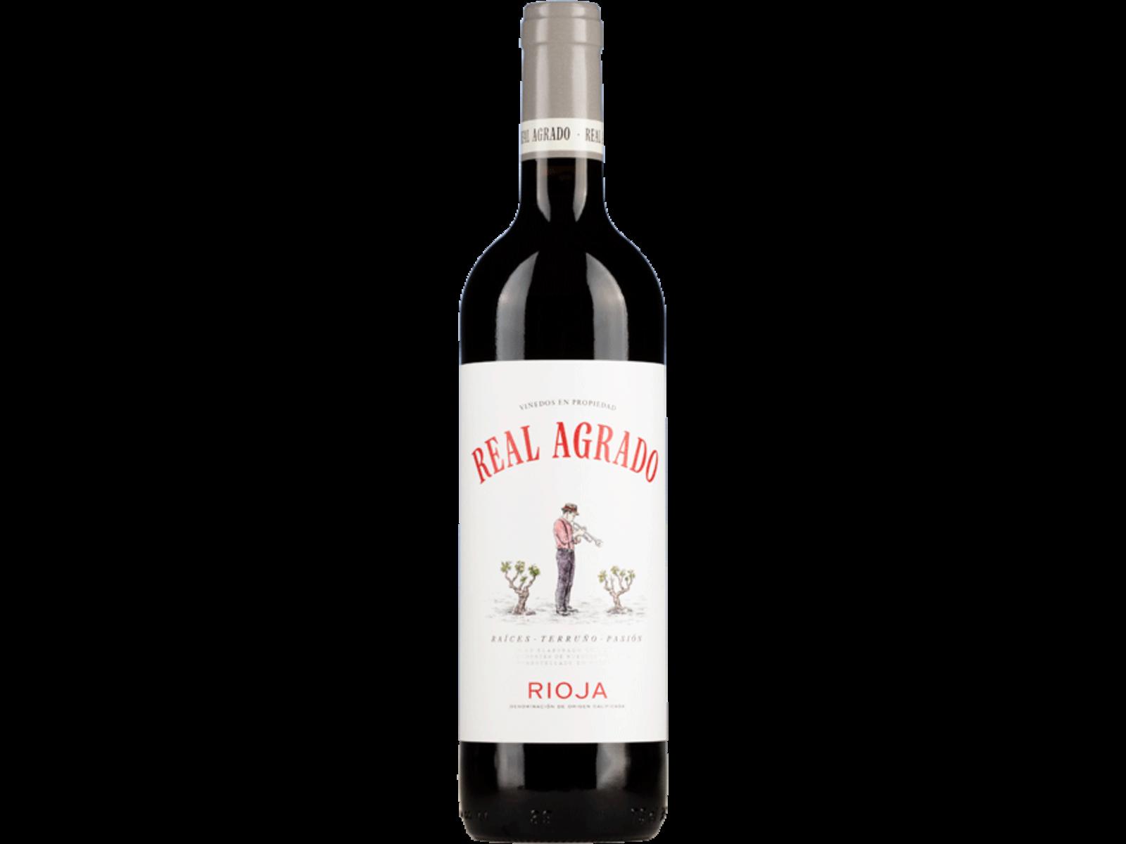 Real Agrado/Viñedos Alfaro Real Agrado / Rioja Tinto