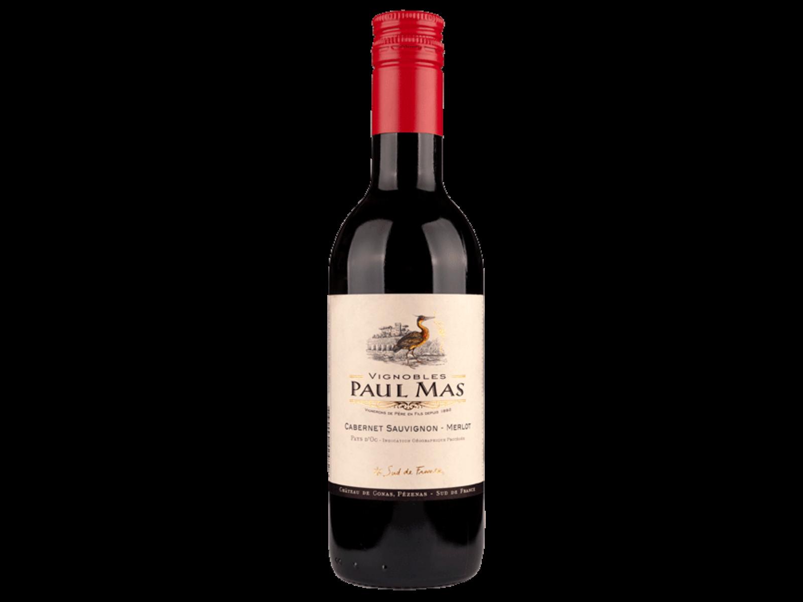 Domaines Paul Mas Paul Mas / merlot - cabernet