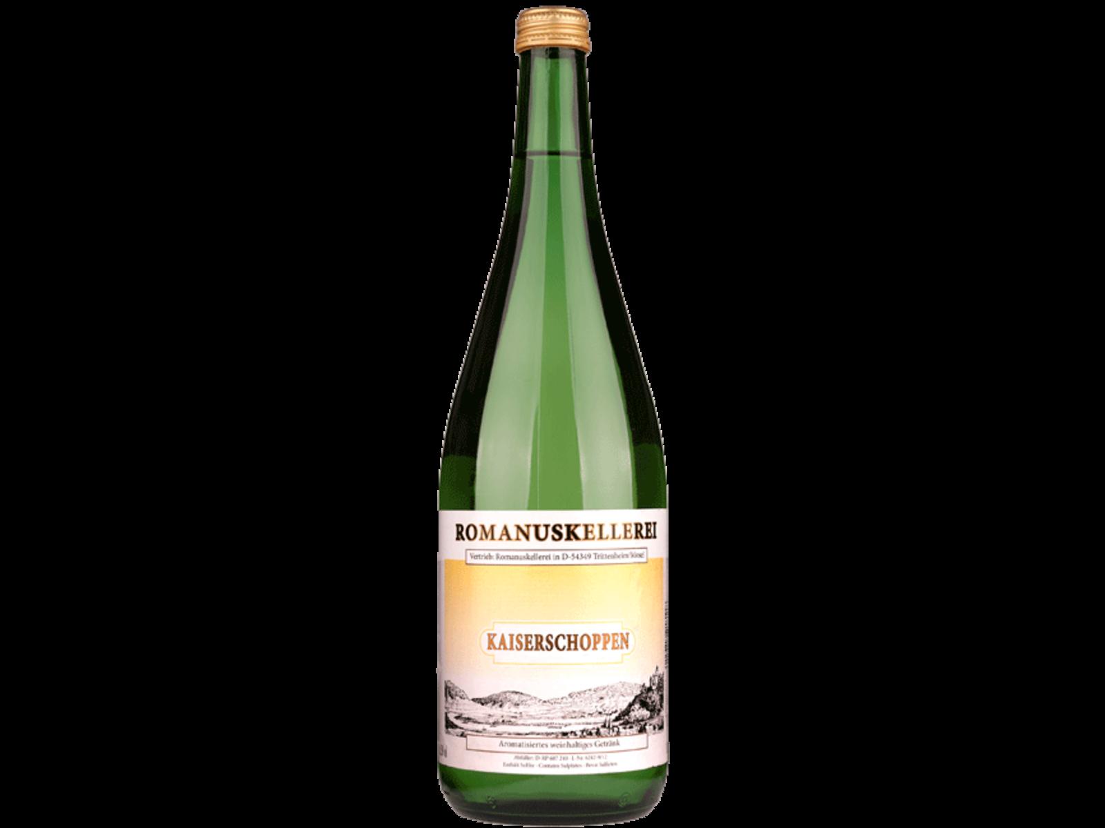 Gebrüder Steffen Kaiserschoppen Romanuskellerei Awg-Wein