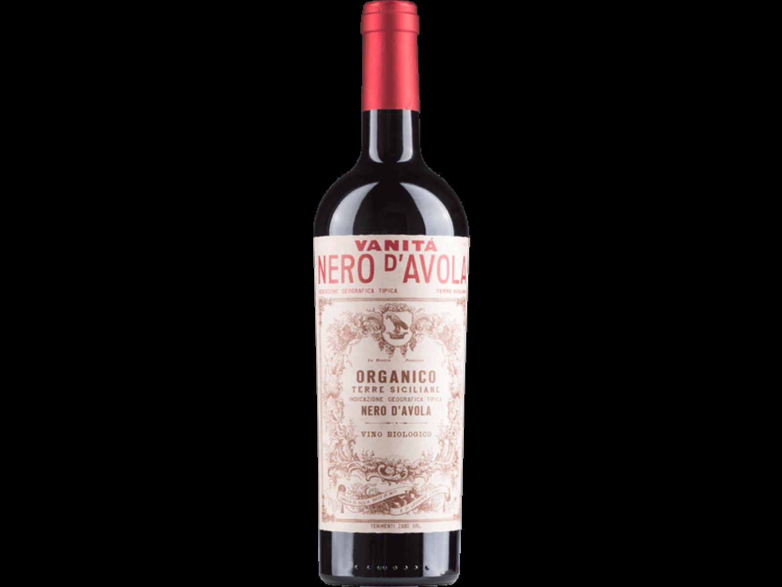Farnese Vini Vanita / Nero d'Avola / Organic