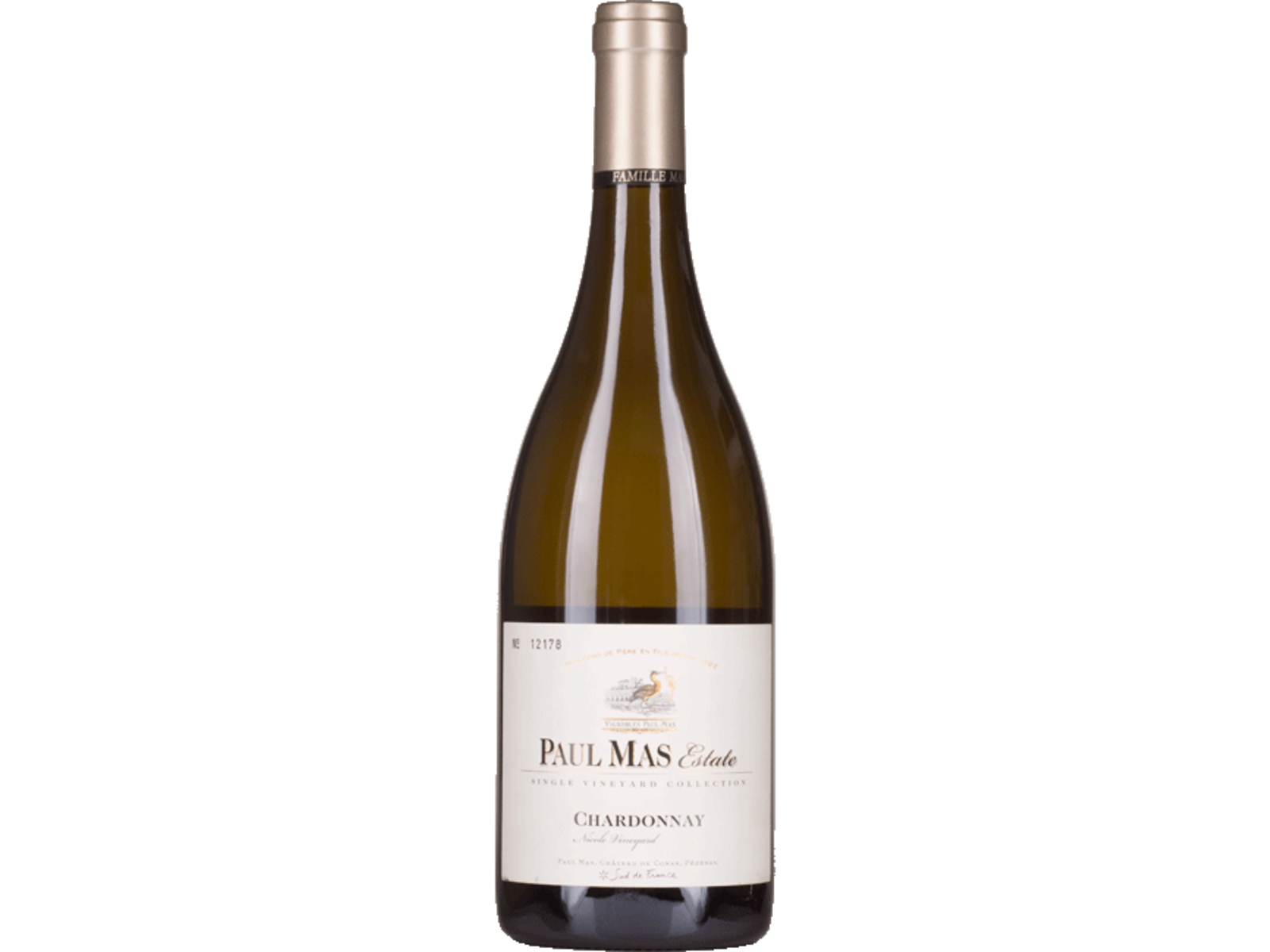 Domaines Paul Mas Paul Mas Estate Chardonnay Single Vineyard Collection