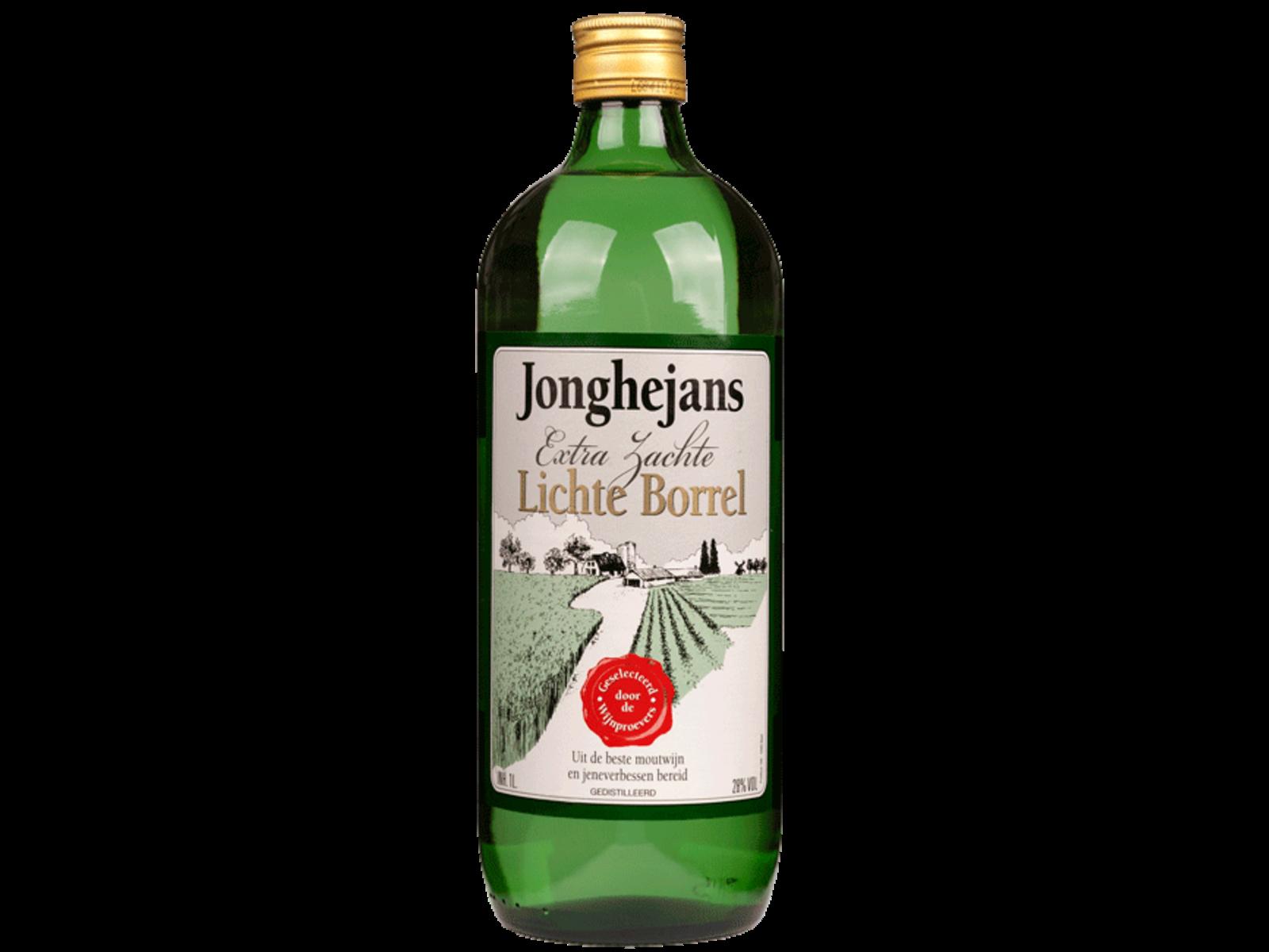 Jonghejans Jonghejans Lichte Borrel / 1L