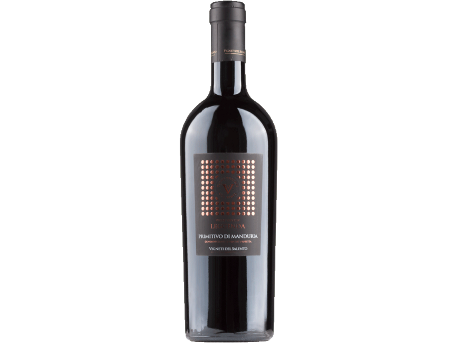 Farnese Vini Vigne Vecchie Leggenda Primitivo di Manduria