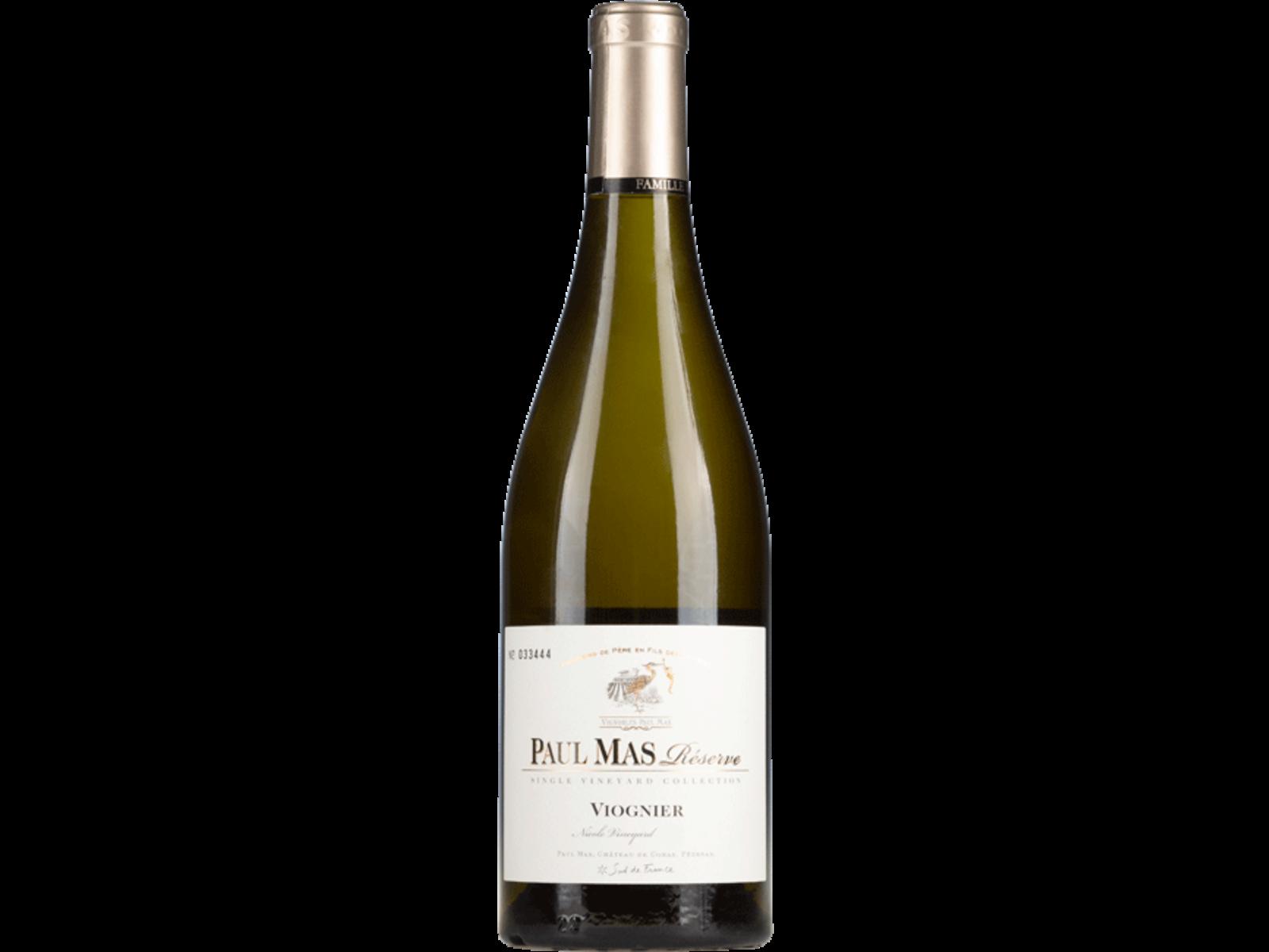Domaines Paul Mas Paul Mas Estate Viognier Reserve Single Vineyard Collection