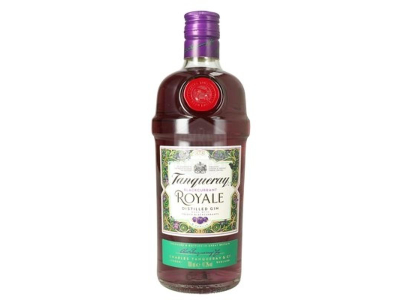Tanqueray Tanqueray / Blackcurrant Royale Gin