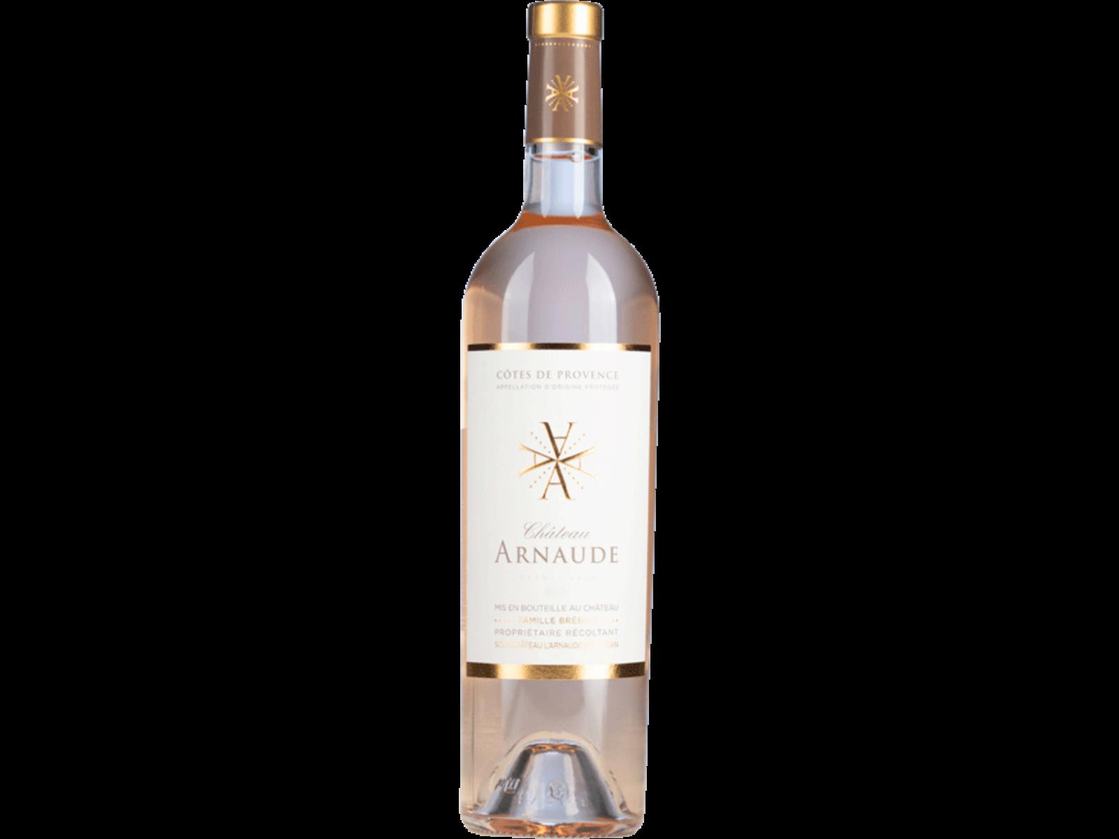 Les Vins Bréban Chateau l'Arnaude Premium Rosé