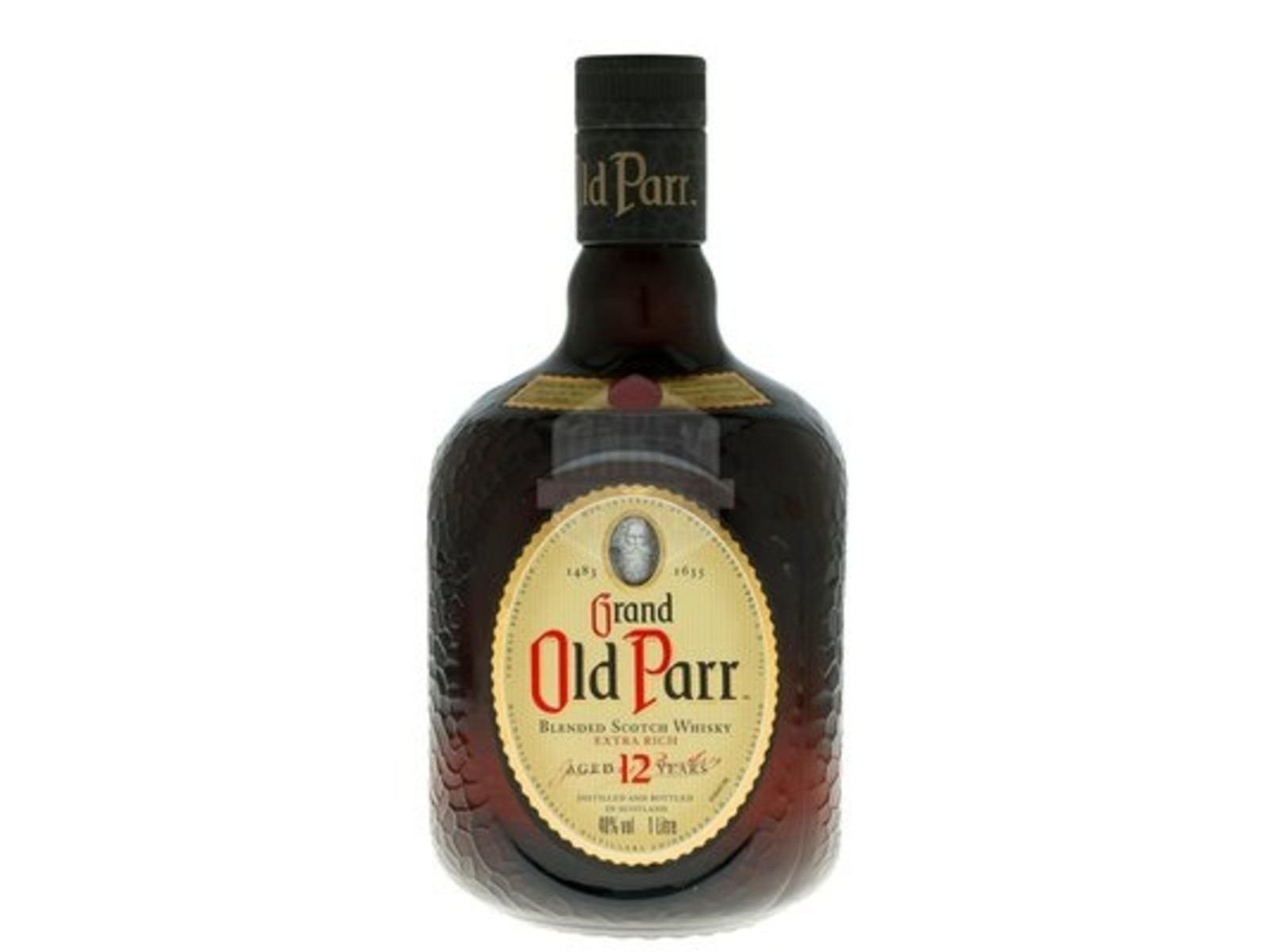 Grand Old Parr Grand Old Parr / 12 Years