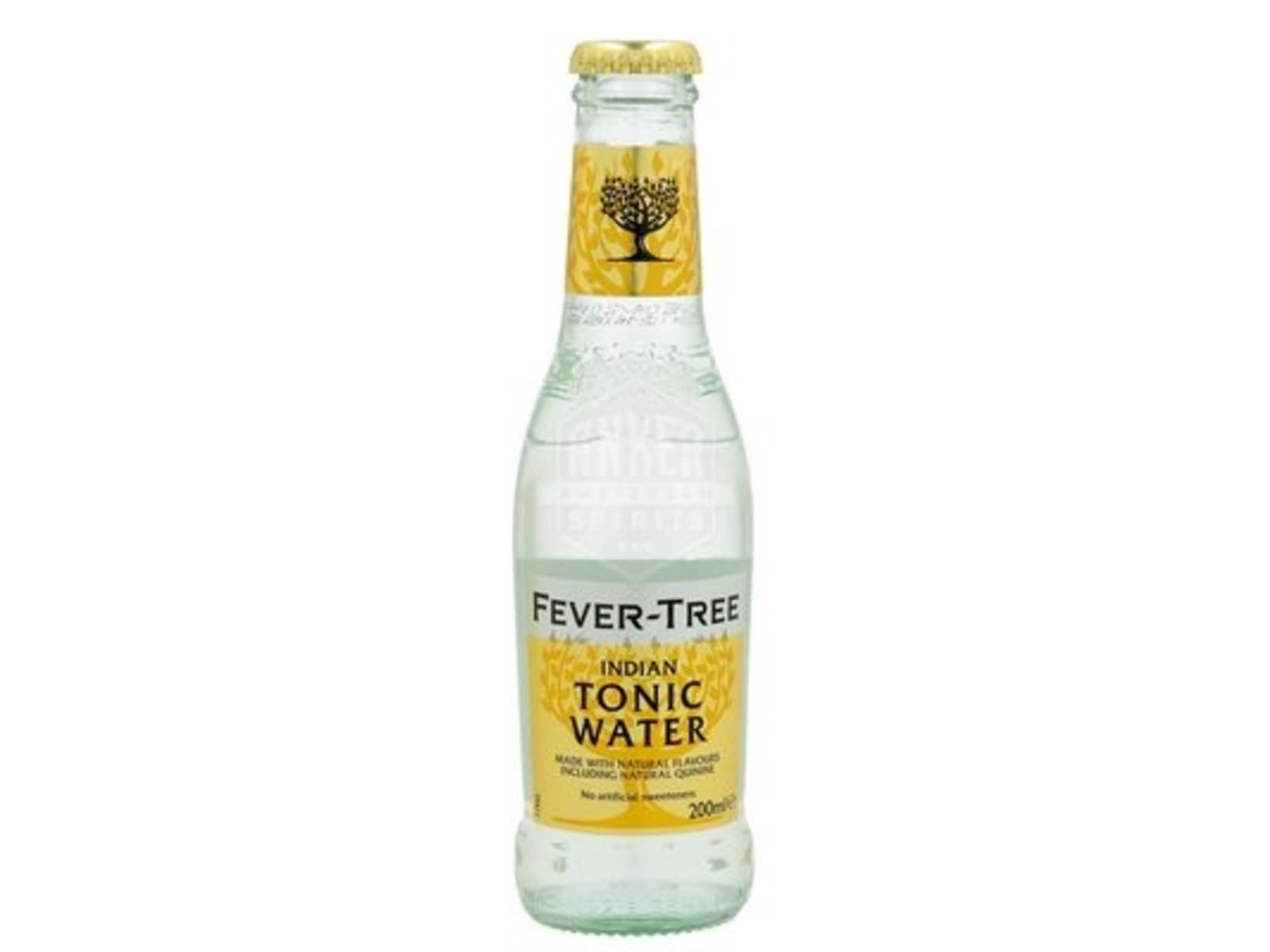 Fever-Tree Fevertree / indian tonic / 0,2L / 24stuks