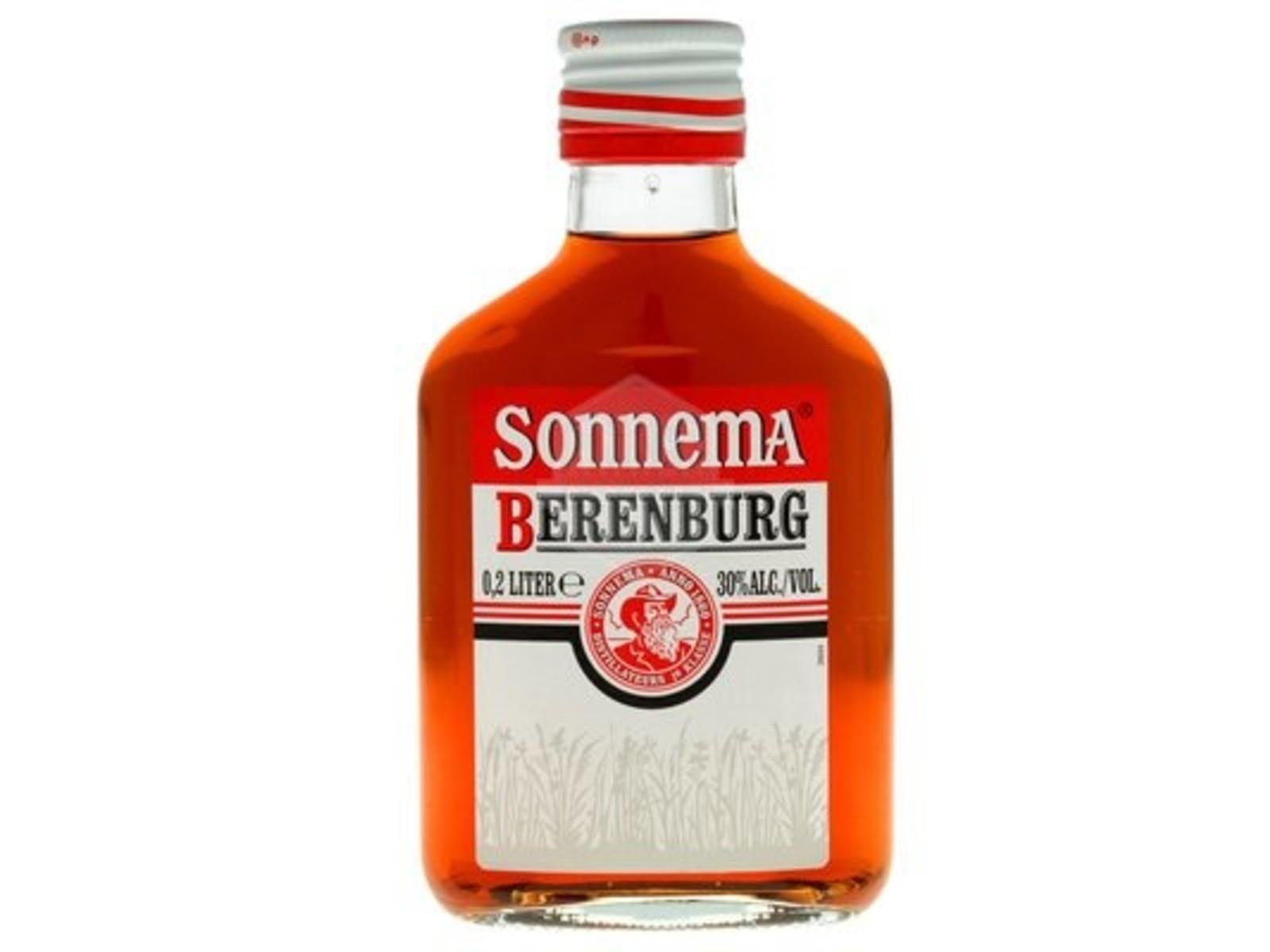Sonnema Sonnema / beerenburg / zakflacon 0,2l