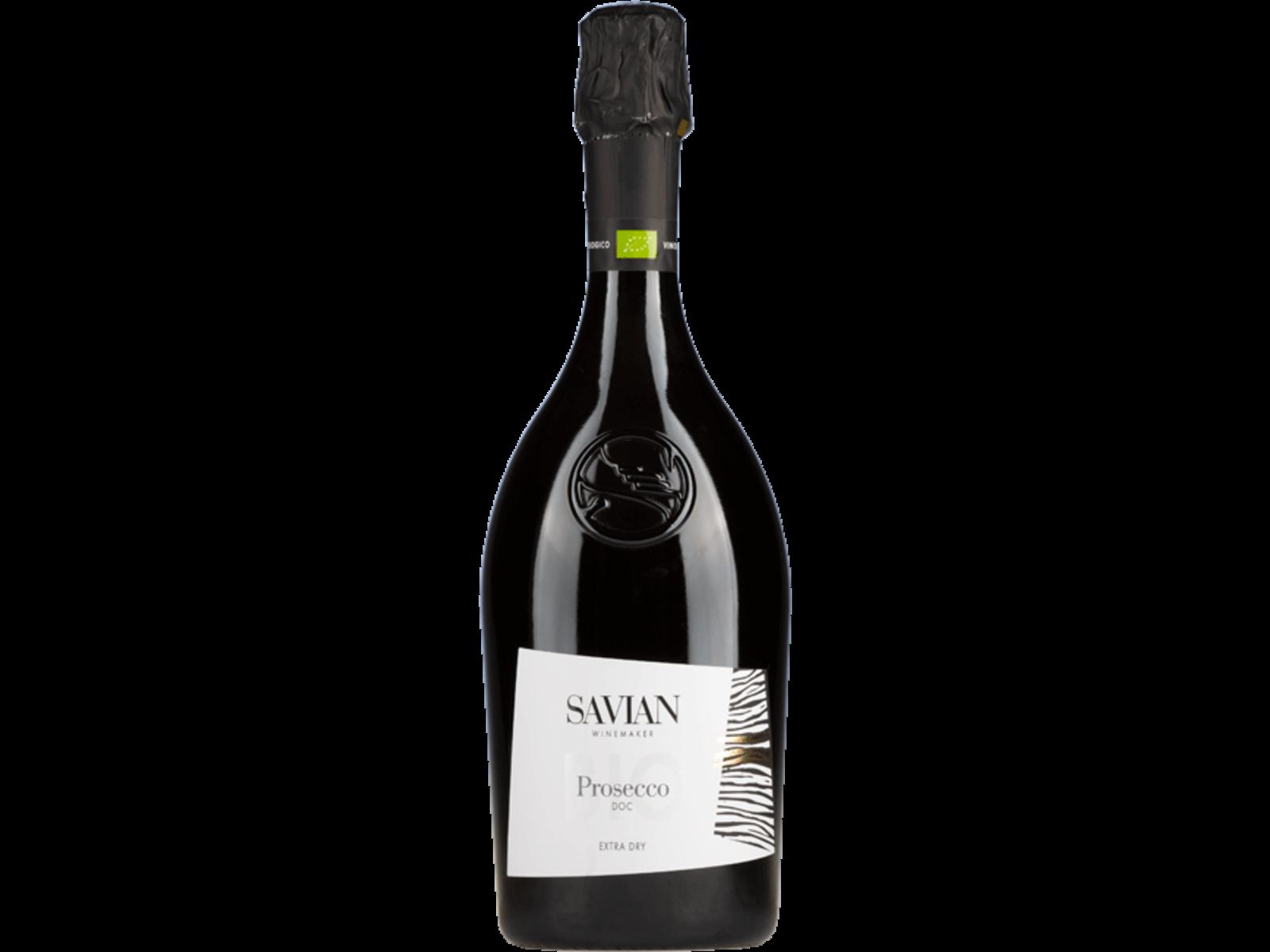 Savian Savian Prosecco Spumante DOC Extra Dry (bio)