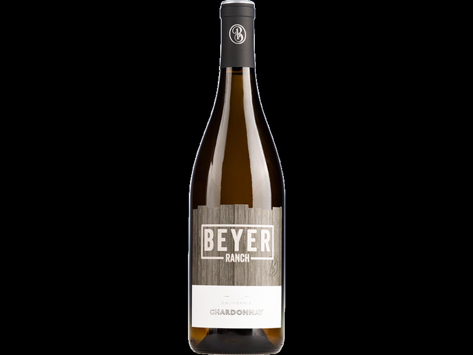 Wente Vineyards Beyer Ranch / Chardonnay