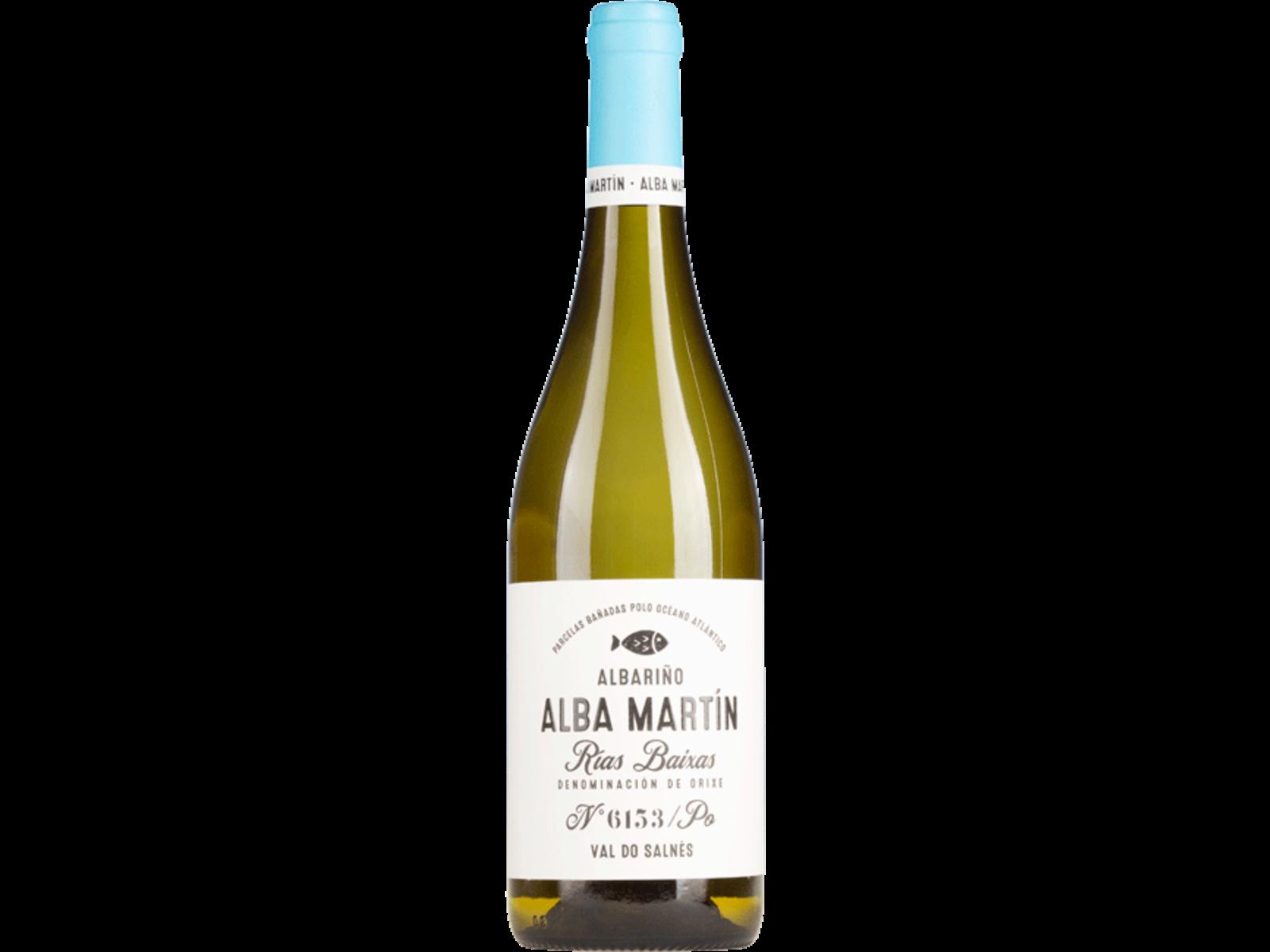 Alba Martin Alba Martin / Rias Baixas / Albarino